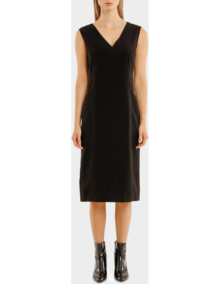 Dana Stretch Flou Dress image 1