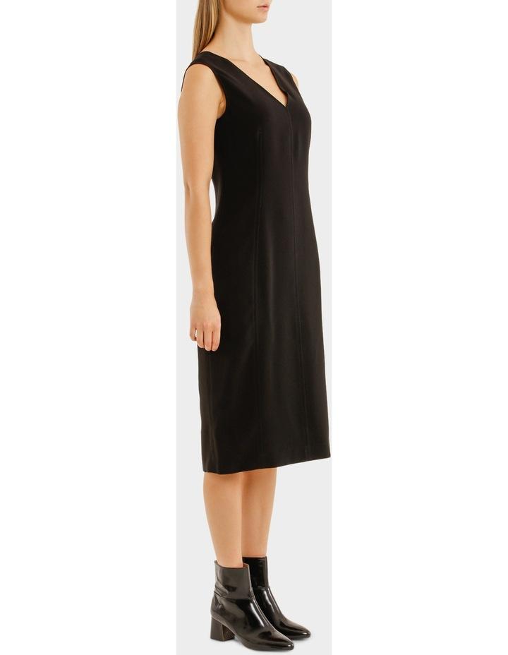 Dana Stretch Flou Dress image 2
