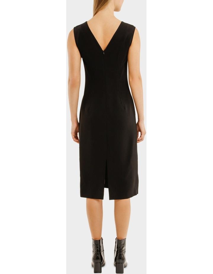 Dana Stretch Flou Dress image 3
