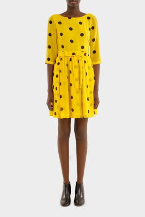 Moschino Boutique - Polka Dress
