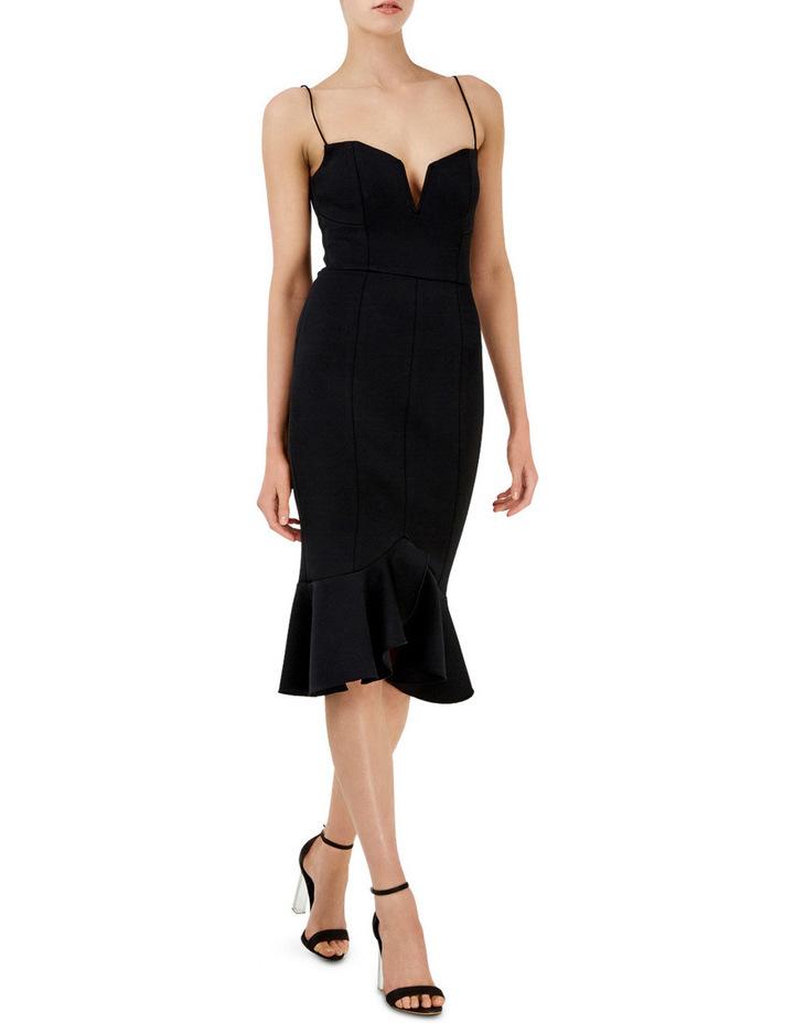 D1517BK Flip Hem Bra Dress image 1