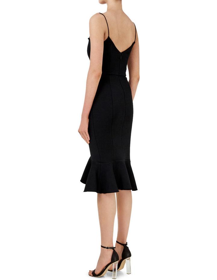 D1517BK Flip Hem Bra Dress image 2