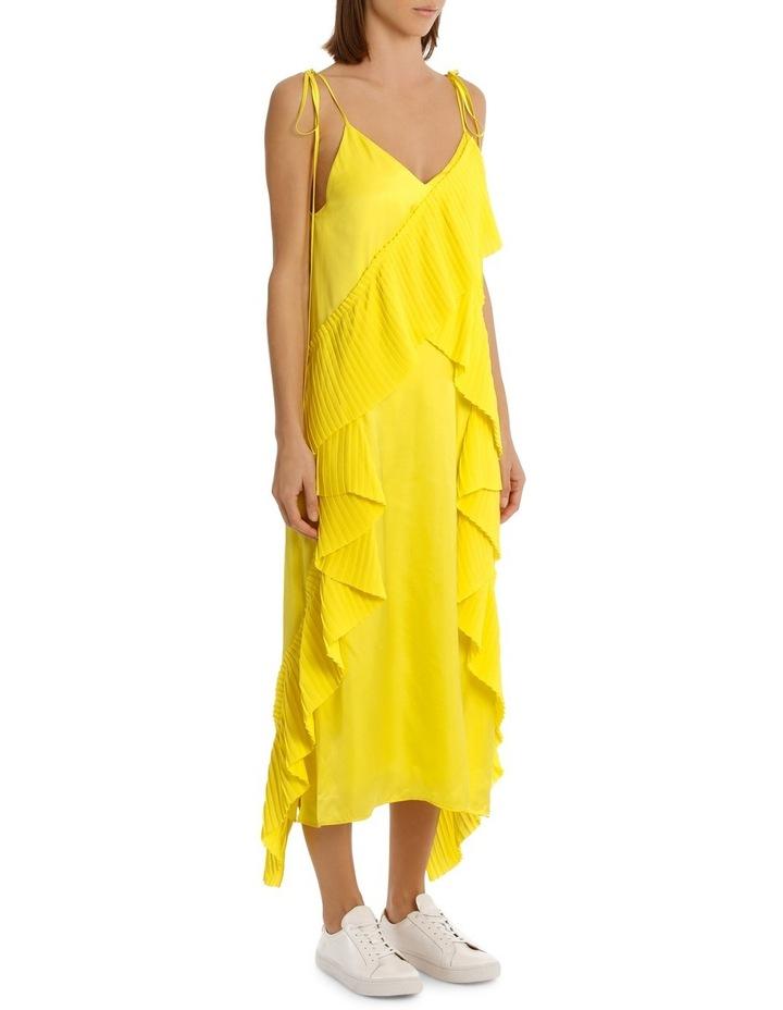 Ruffled Slip Midi Dress image 2