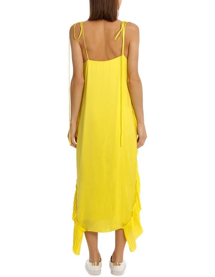 Ruffled Slip Midi Dress image 3