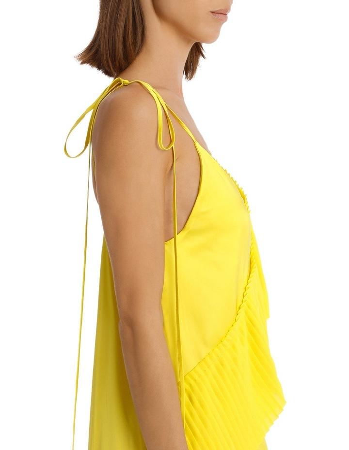 Ruffled Slip Midi Dress image 4