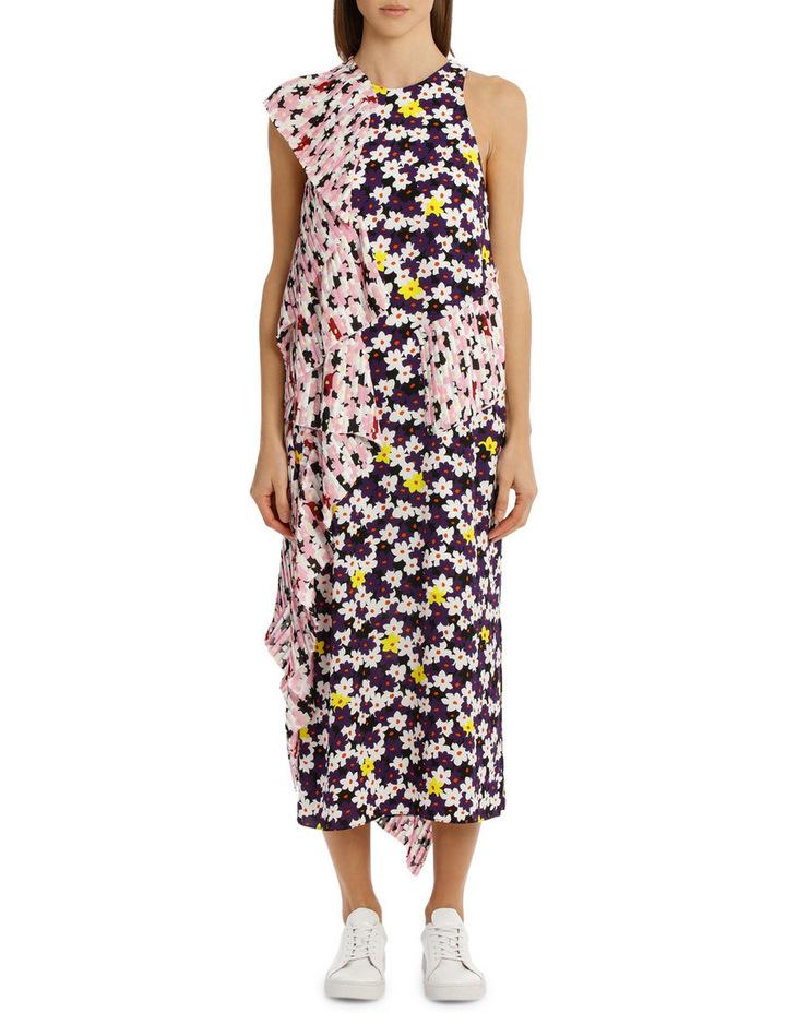 Ruffled Midi Dress image 1