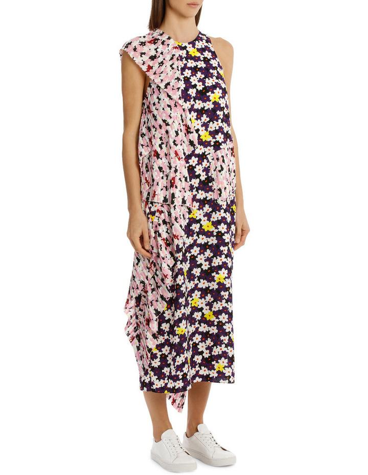 Ruffled Midi Dress image 2
