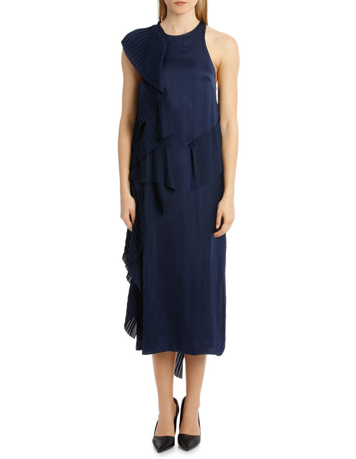 Ruffled Midi Dress image 1