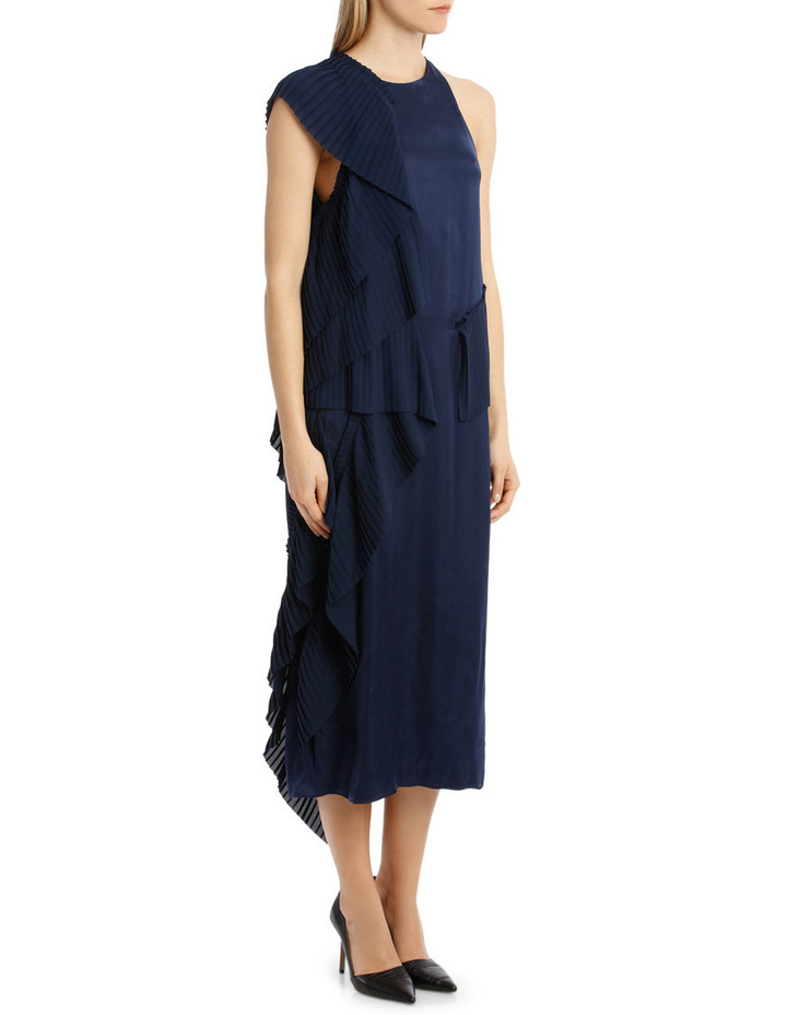 Ruffled Midi Dress image 2