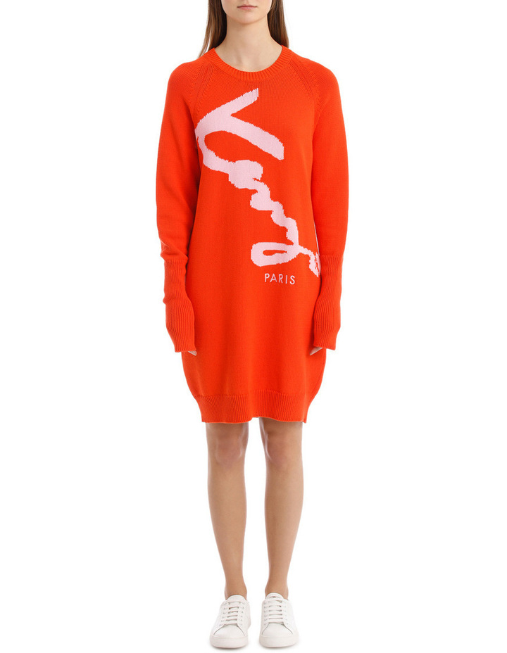 Signature Sweater Dress image 1