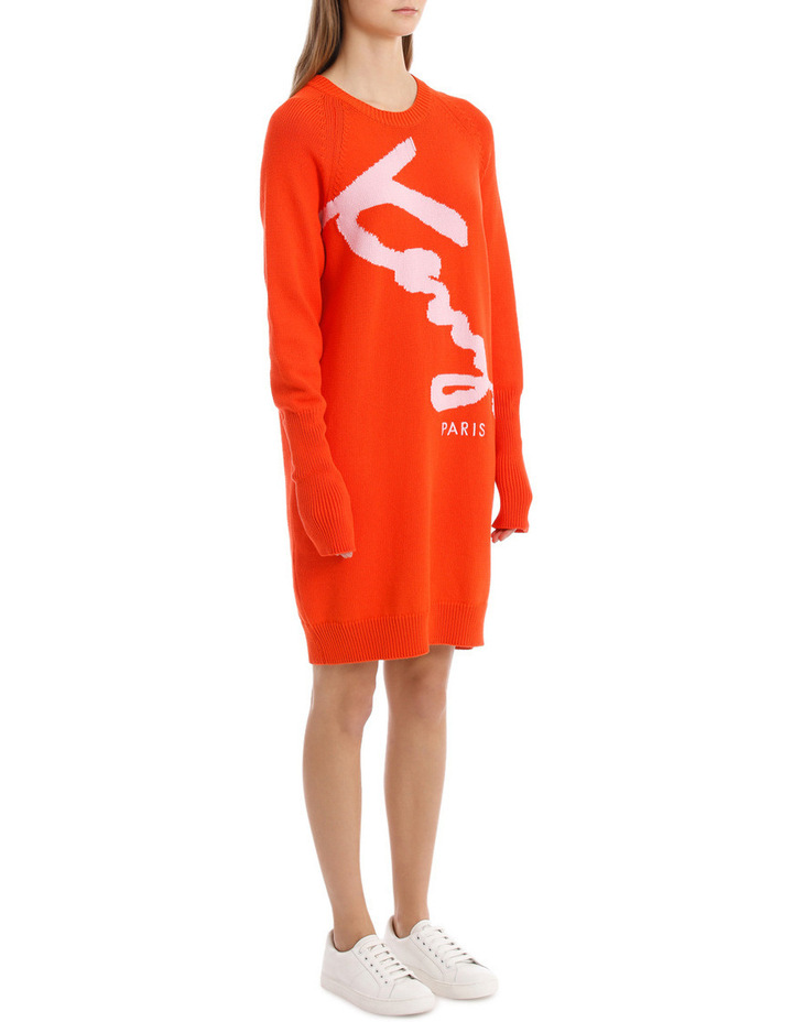 Signature Sweater Dress image 2