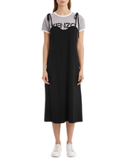 Kenzo - Short Sleeves Layering Dress