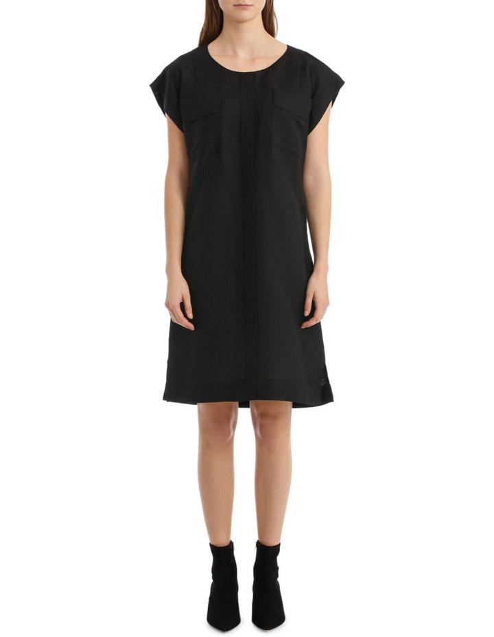 Linen T-Shirt Dress image 1