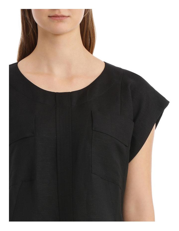 Linen T-Shirt Dress image 4
