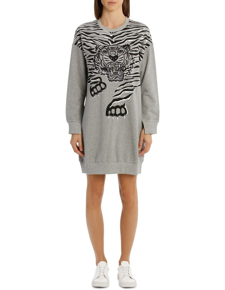 Claw Tiger Relax Slits Dress image 1