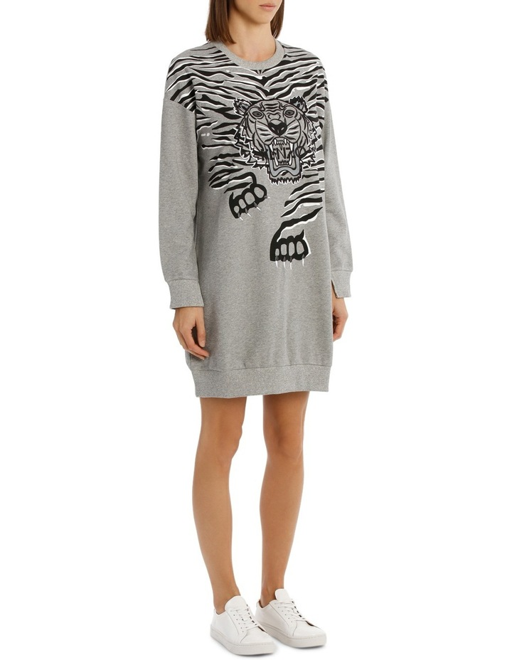 Claw Tiger Relax Slits Dress image 2