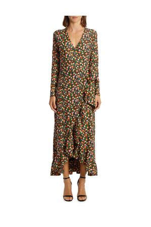 Ganni Alameda Dress Myer Online