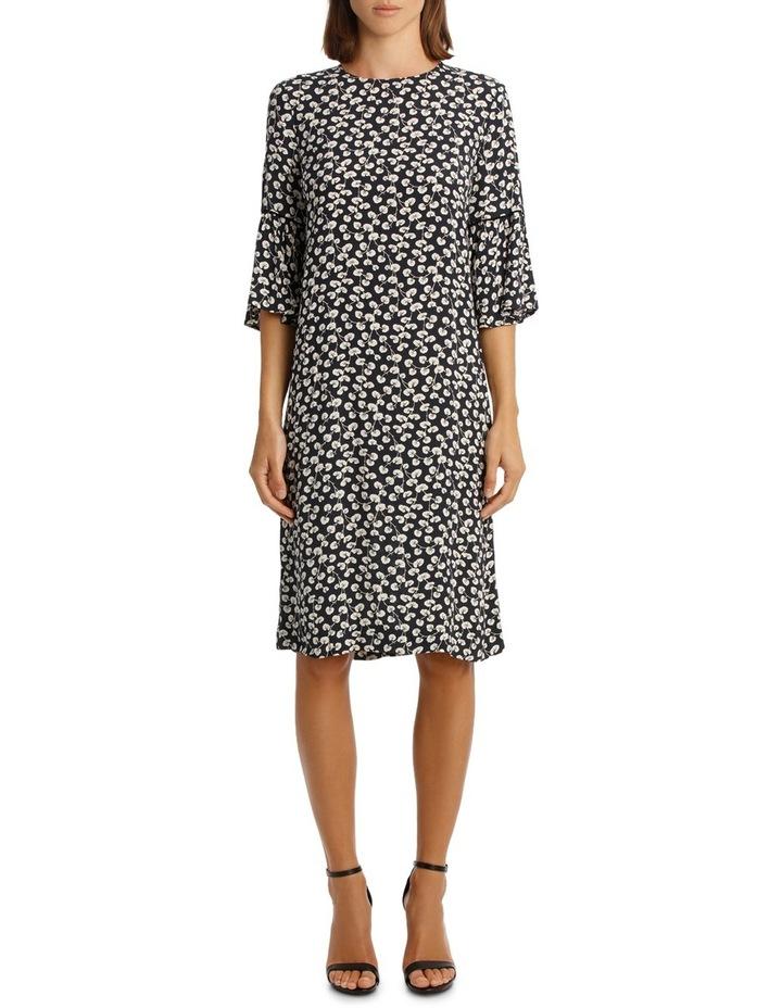 4da55708 Ganni | Roseburg Crepe Dress | MYER