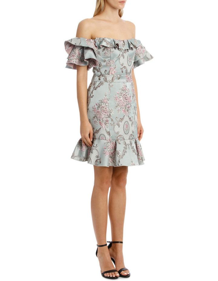 Mollie Off Shoulder Dress image 2