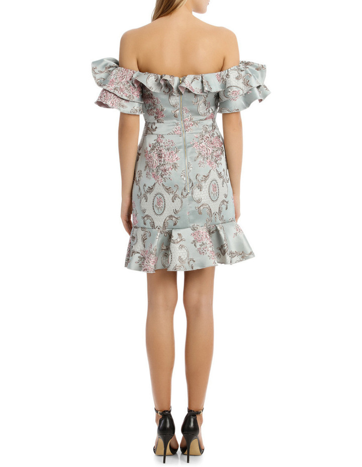 Mollie Off Shoulder Dress image 3