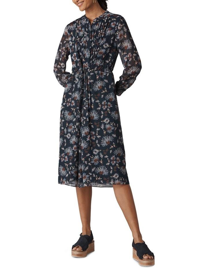 Pitti Print Midi Shirt Dress image 1