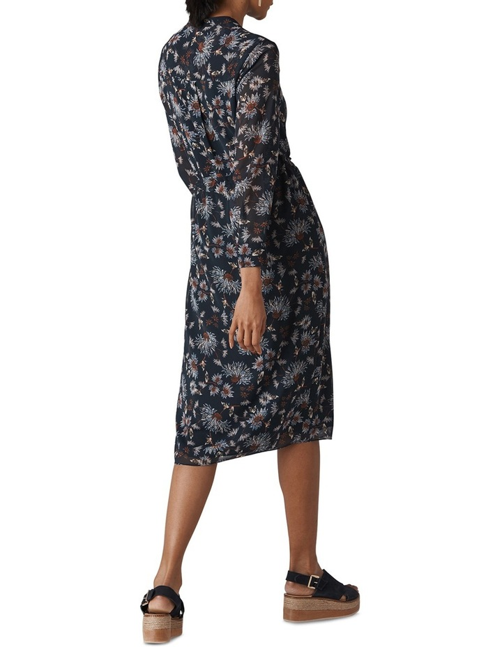 Pitti Print Midi Shirt Dress image 2