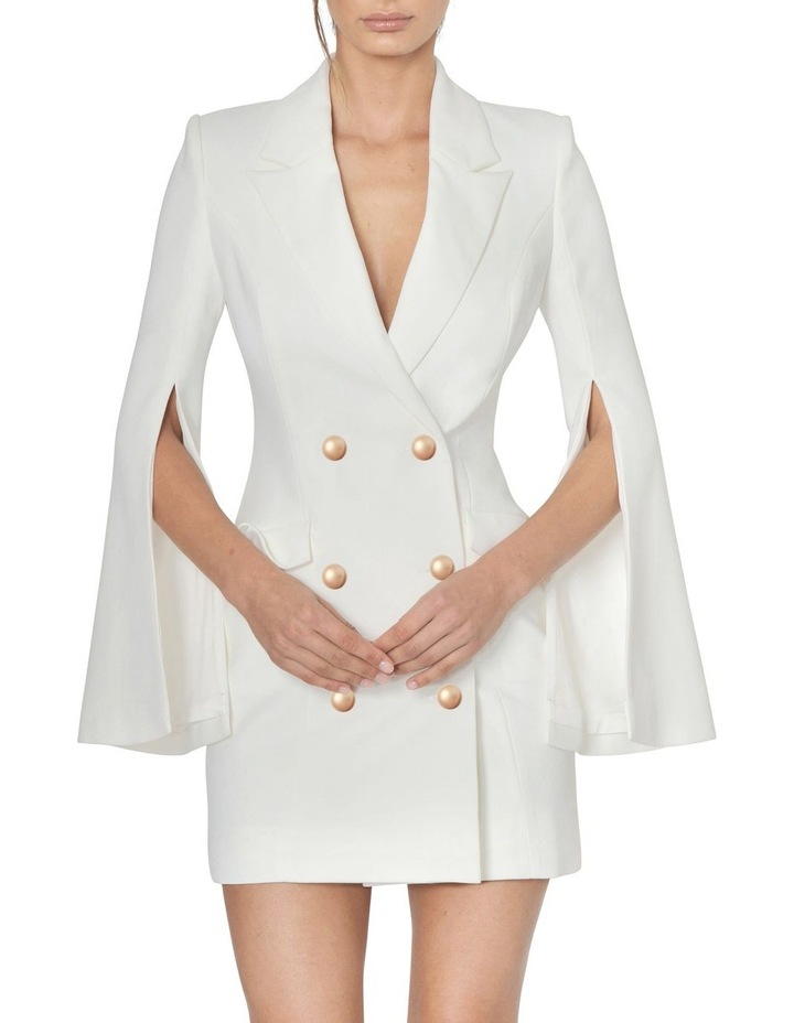 ARIEL BLAZER DRESS image 1