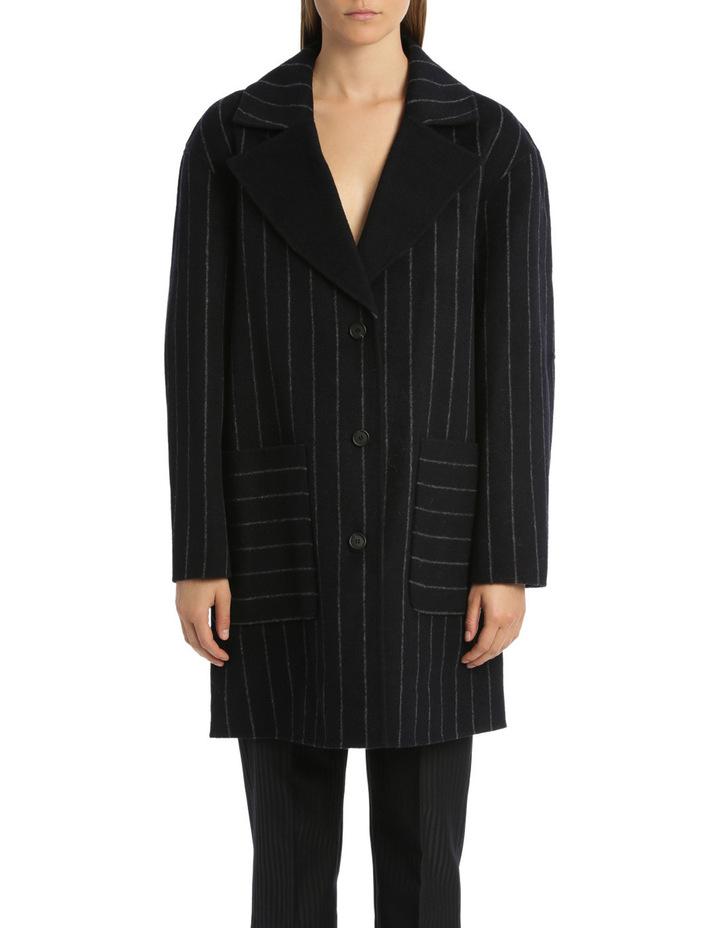 Bankek Stripe Coat image 1