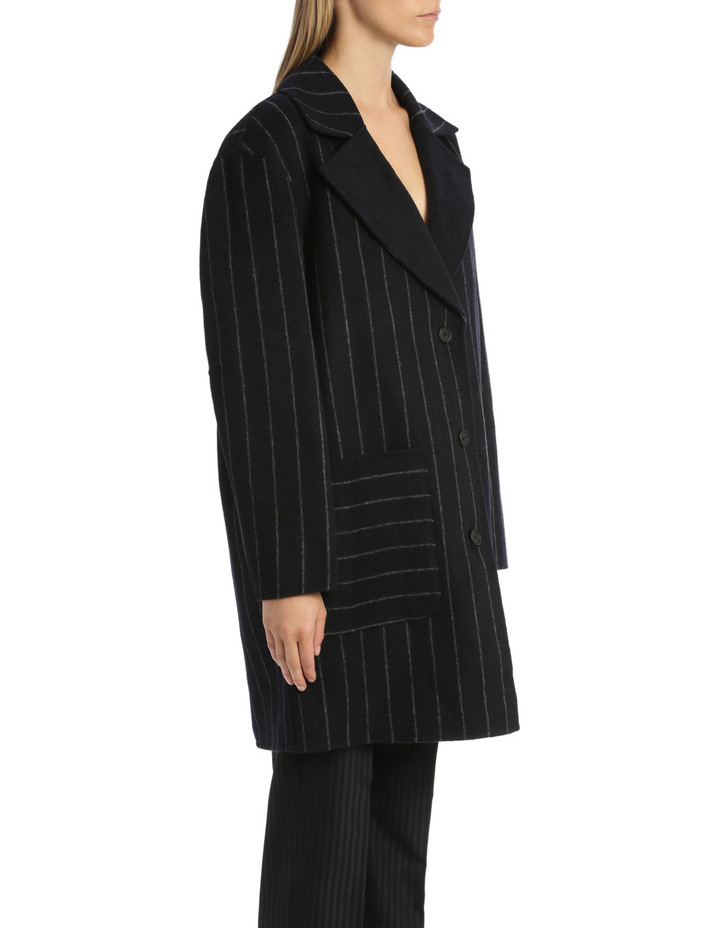 Bankek Stripe Coat image 2
