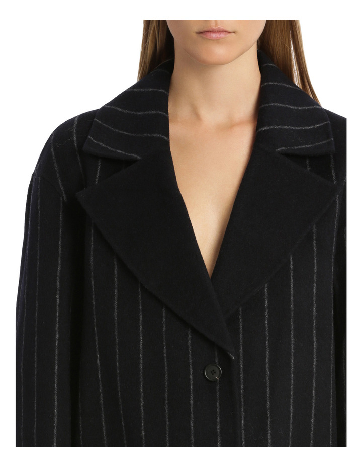 Bankek Stripe Coat image 4