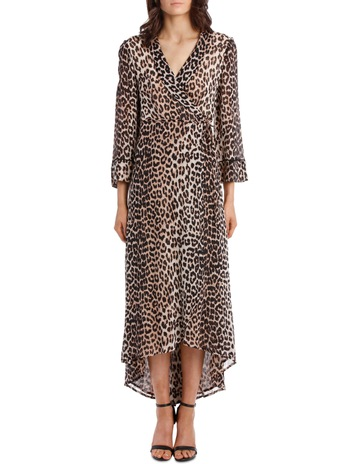 f3683722025b Ganni Mullin Georgette Dress