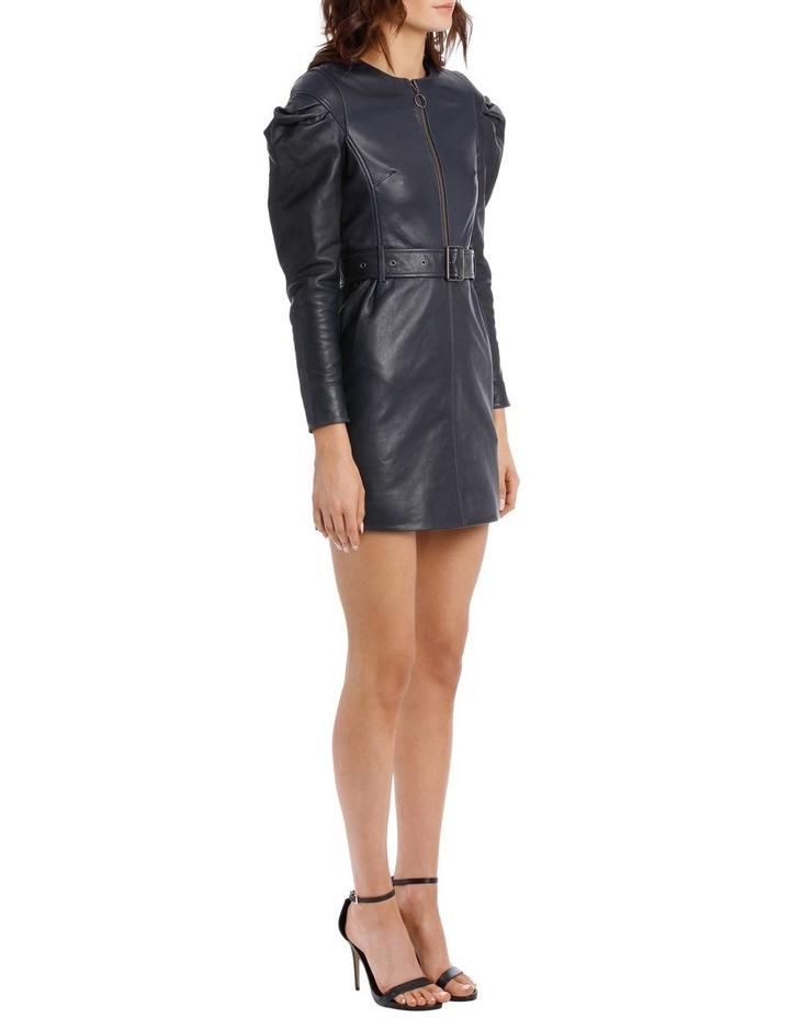 Drop Shoulder Tuck Sleeve Dress image 2