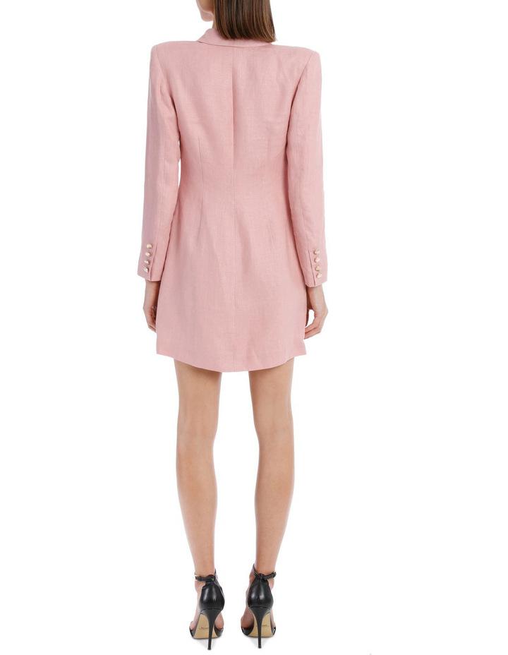 Linen Blazer Dress image 3
