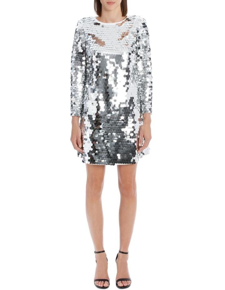 Disco Lights Mini Dress image 1