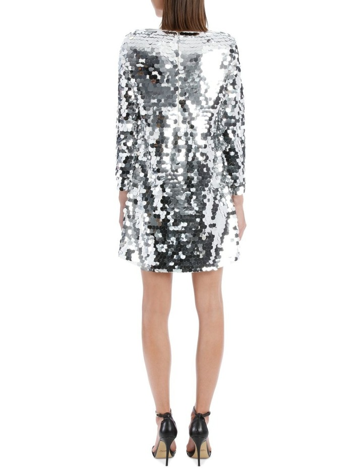 Disco Lights Mini Dress image 3