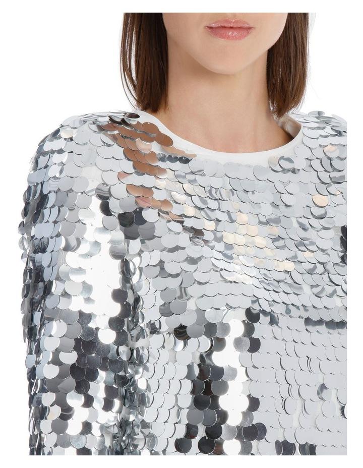 Disco Lights Mini Dress image 4