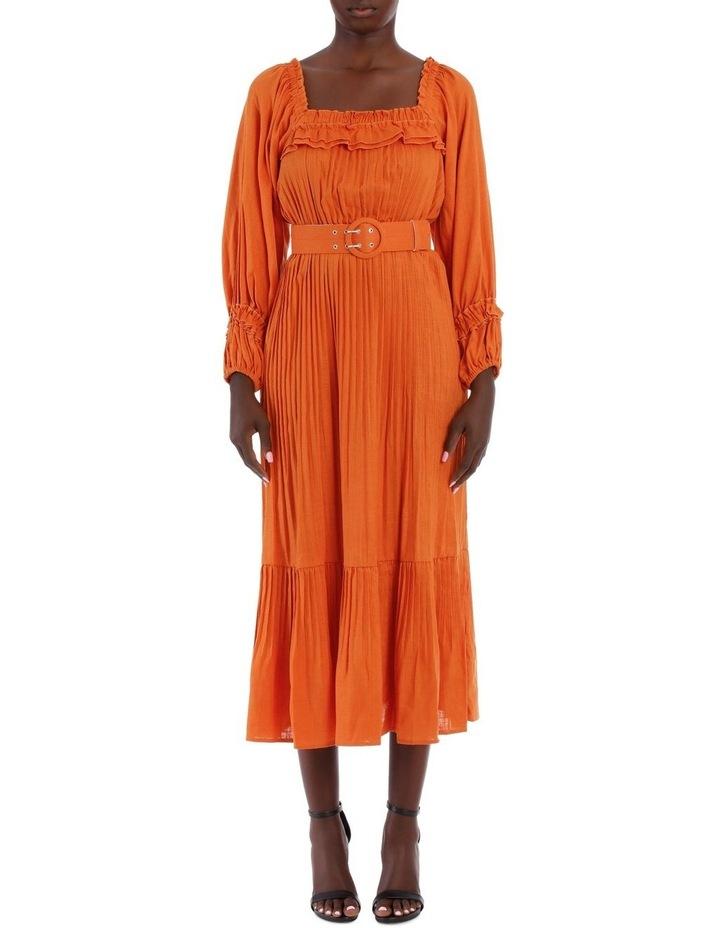 Pleated Prairie Dress image 1