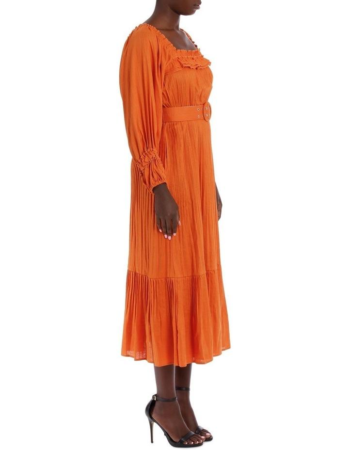 Pleated Prairie Dress image 2