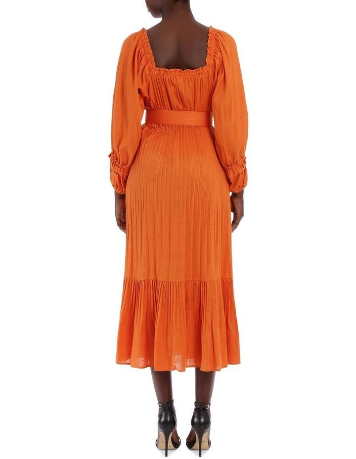 Pleated Prairie Dress image 3