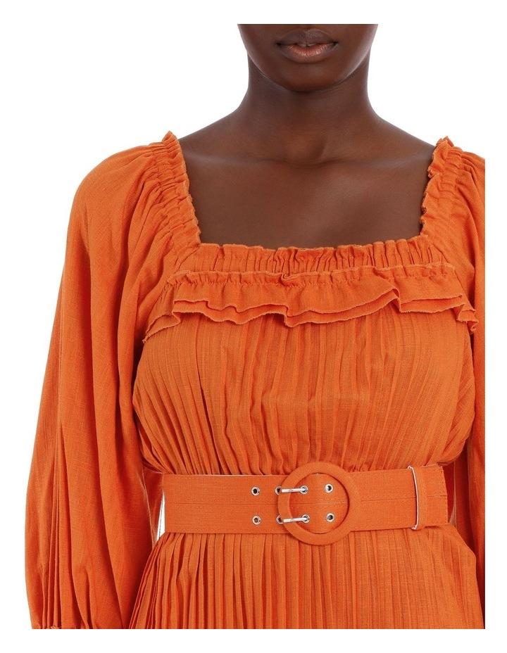 Pleated Prairie Dress image 4