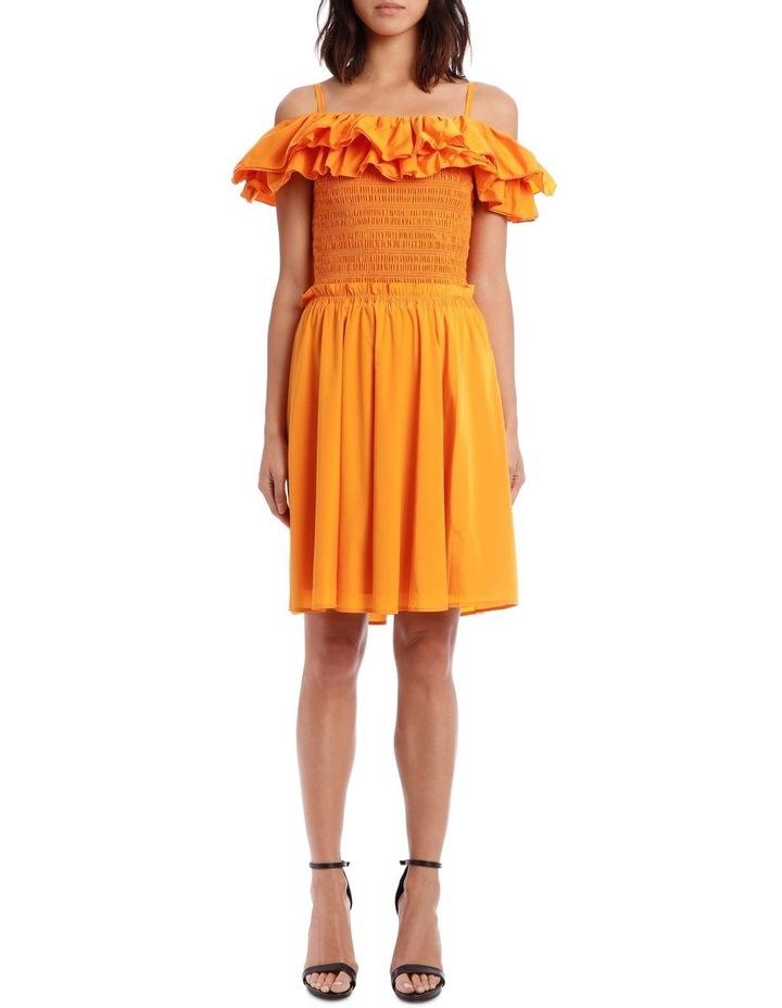 Ruffle Bustier Dress image 1
