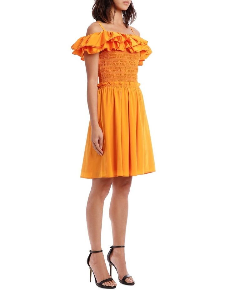 Ruffle Bustier Dress image 2