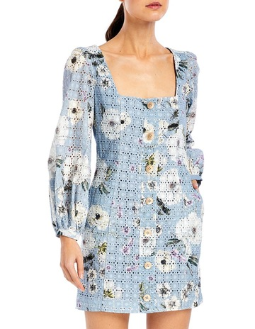 7d5042e158 We Are Kindred Sookie Shift Mini Dress