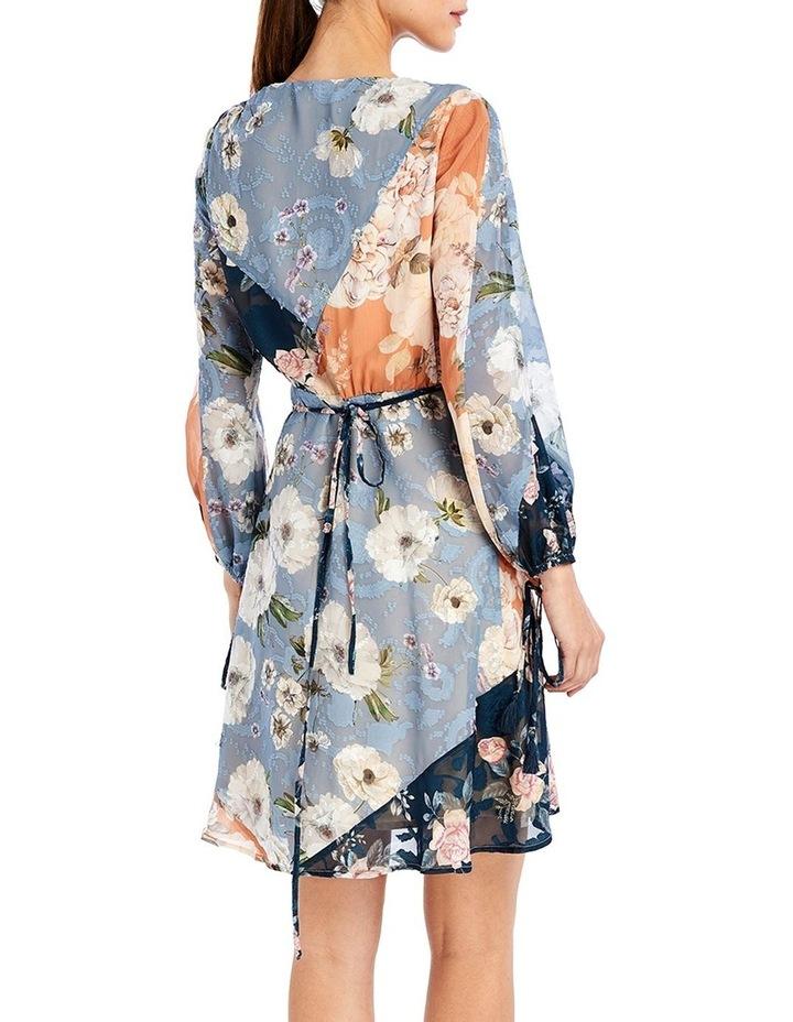 Janie Wrap Mini Dress image 2