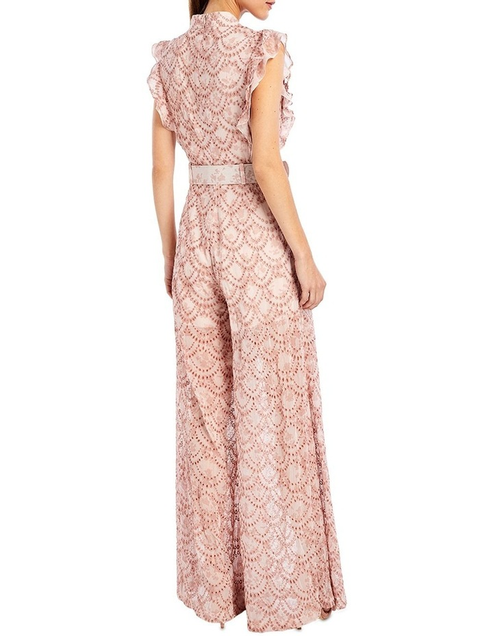 Mirabelle Frill Jumpsuit in Dewdrops image 2
