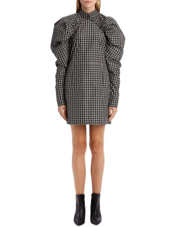 689d4ebe13e6 ROTATE By Birger ChristensenPuff Sleeve Mini Dress. ROTATE By Birger  Christensen Puff Sleeve Mini Dress