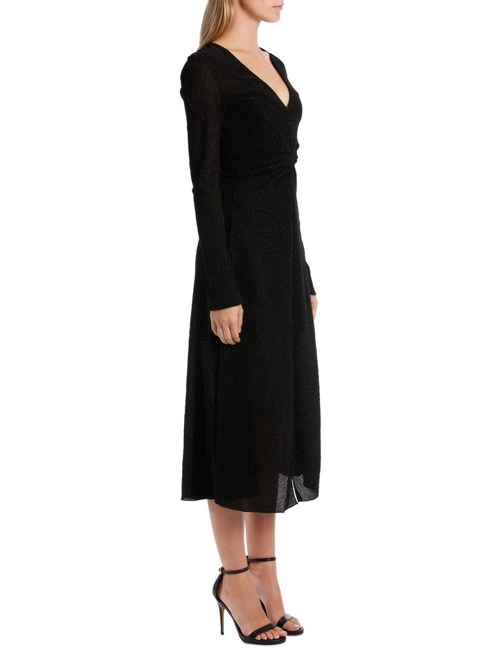 Long Sleeve Midi Dress image 2