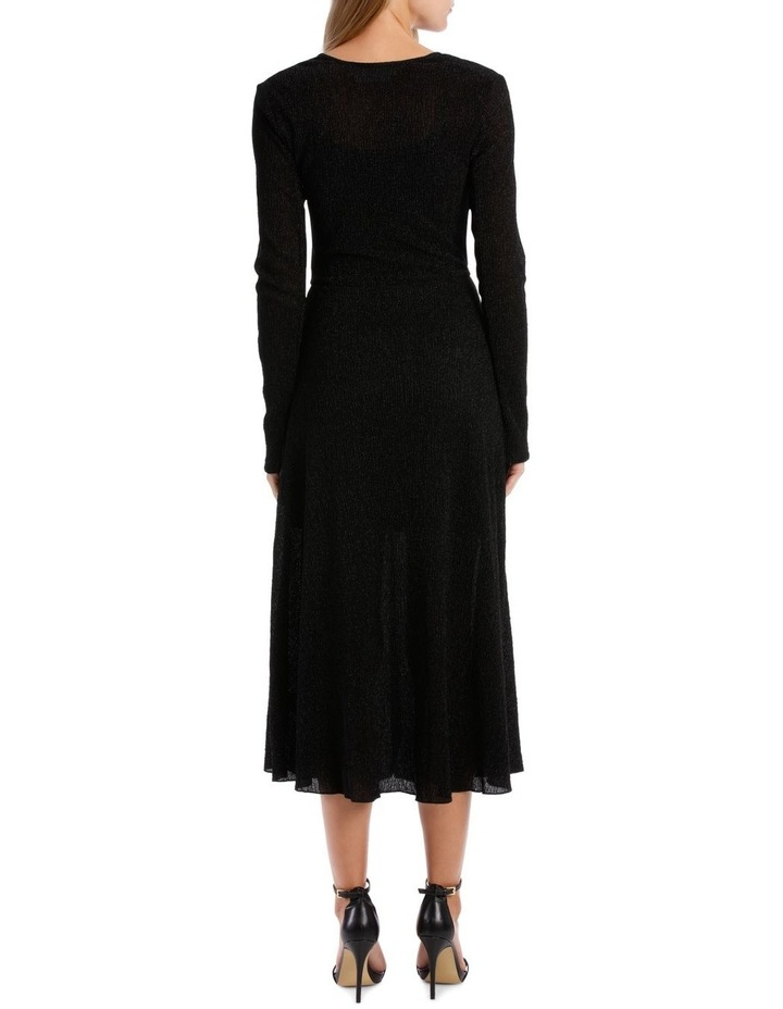 Long Sleeve Midi Dress image 3