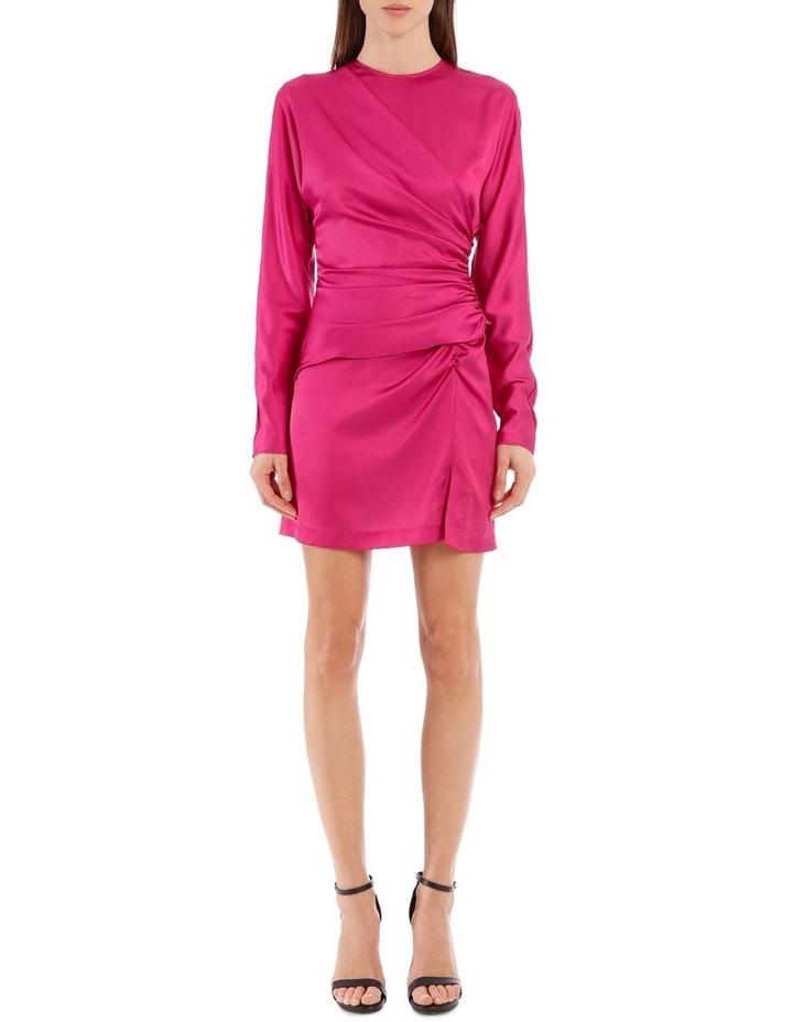 Arienna Long Sleeve Midi Dress image 1