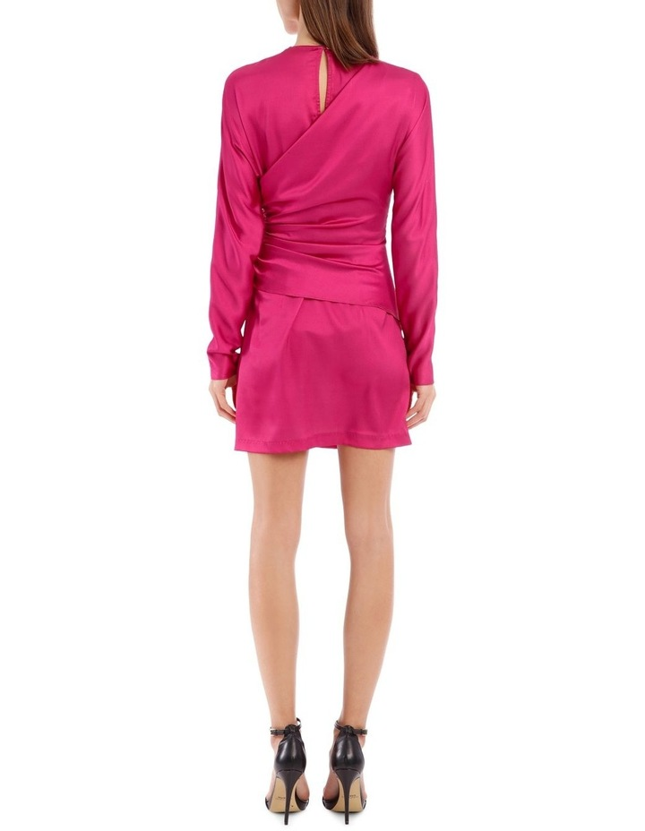 Arienna Long Sleeve Midi Dress image 3